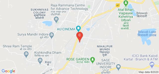 IPS Academy, Agra Bombay Road, Rajendra Nagar, Indore, Madhya Pradesh, India