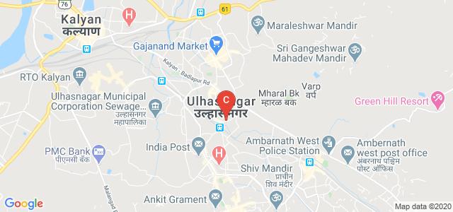 Nari Gursahani Law College, Yashwant Colony, Ulhasnagar, Maharashtra, India