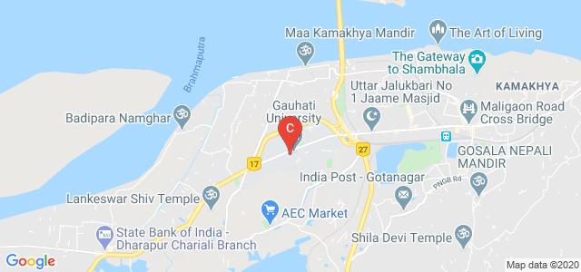 University Law College, Gauhati University, Jalukbari, Guwahati, Assam, India