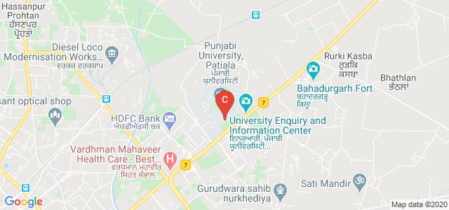 Punjab School Of Law, Punjabi University patiala, Campus, Urban Estate Phase II, Patiala, Punjab, India