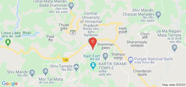 HIET, Mandi - Pathankot Road, Dadroli, Kangra, Himachal Pradesh, India