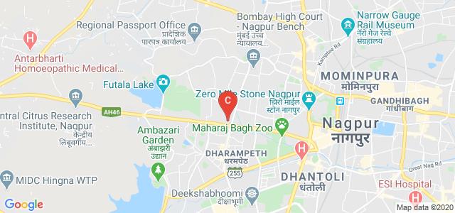 RTMNU's Dr Babasaheb Ambedkar College of Law, Amravati Road, Tilak Nagar, Gokulpeth, Nagpur, Maharashtra, India