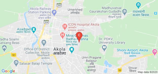 Akola Law College, Ravi Nagar, Dwarka Nagri, Akola, Maharashtra, India