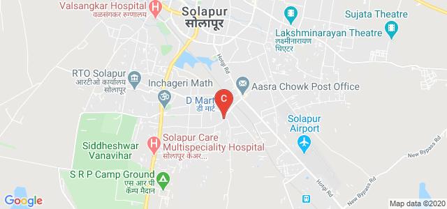Lokmanya Tilak Law College, Jule Solapur Road, Jule, Solapur, Maharashtra, India