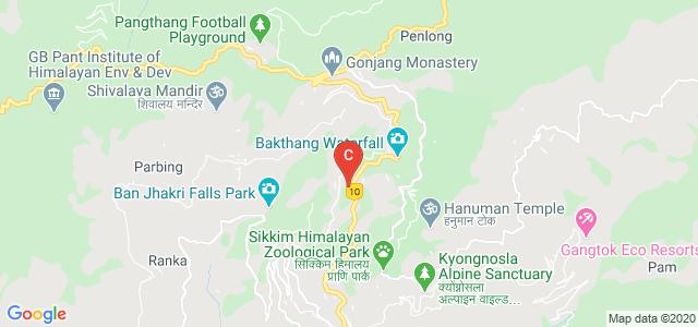 Sikkim Government Law College, Burtuk, Gangtok, Sikkim, India