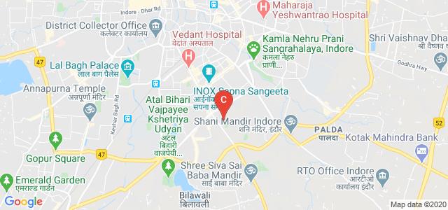 Educational Multimedia Research Center, Davv Takshila Parisar, Indore, Madhya Pradesh, India