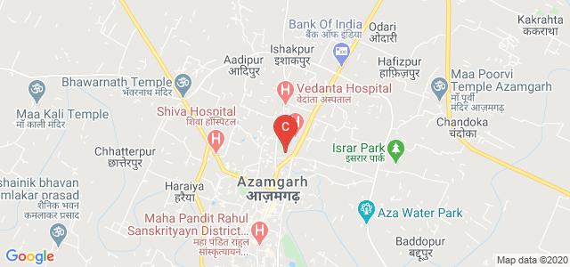 Savitri Bai Phule Government Polytechnic College, Pura Jodhi, Azamgarh, Uttar Pradesh, India
