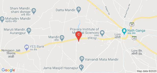 Pravara Rural Education Societys Institute of Pharmacy, Loni - Sangamner Road, Rajapur, Sangamner, Maharashtra, India