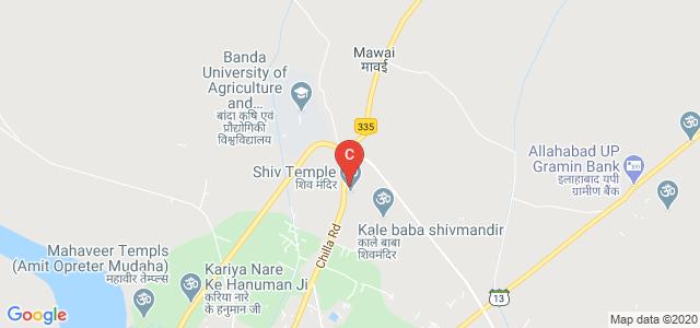 Government Polytechnic Banda, Mawai Buzurg, Uttar Pradesh, India