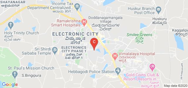 Symbiosis School of Media and Communication, Electronics City Phase 1, Electronic City, Bengaluru, Karnataka, India
