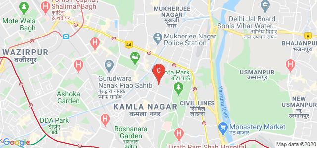 University Of Delhi(Main Campus), Chhatra Marg, Art Faculty, University Enclave, Delhi, 110007, India