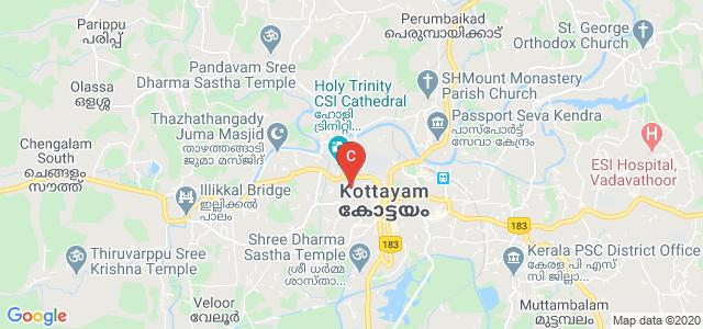 Eerayil Kadavu, Kottayam, Kerala 686001, India