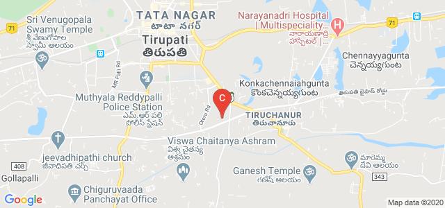 Sri Venkateswara College of Law, Tanapalli Cross Road, Tirupati, Andhra Pradesh, India