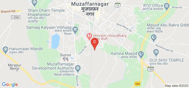 Shri Ram College of Law Muzaffarnagar, Laxman Vihar Colony, Civil Lines South, Muzaffarnagar, Uttar Pradesh, India