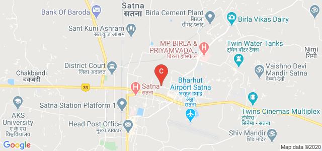 Shri Rama Krishna College of Law, Bharhut Nagar, Satna, Madhya Pradesh, India