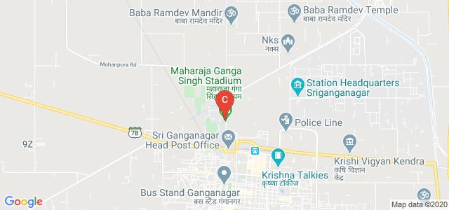 S.G.N. KHALSA P.G. COLLEGE, Water Works Colony, Sri Ganganagar, Rajasthan, India