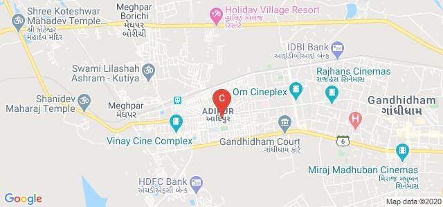 Tolani College of Law, Ward 3A, Adipur, Gandhidham, Kutch, Gujarat, India