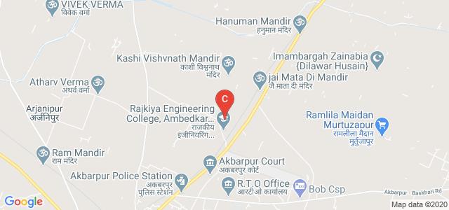 Rajesh Pandey College Of Law, Ambedkar Nagar, Uttar Pradesh, India