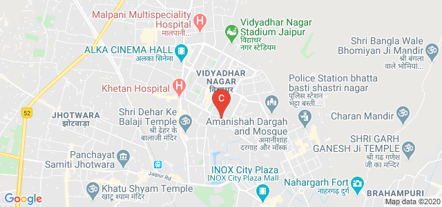 Bharat Law College, Sector-3, Naya Khera, Vidhyadhar Nagar, Jaipur, Rajasthan, India