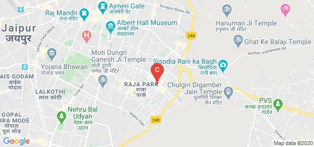 Maharishi Dayanand Law College, Sindhi Colony, Jaipur, Rajasthan, India