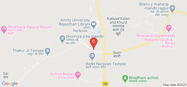 RIICO - MJRP - ICED Rd, Kalwad Kalan and Khurd, Rajasthan, India