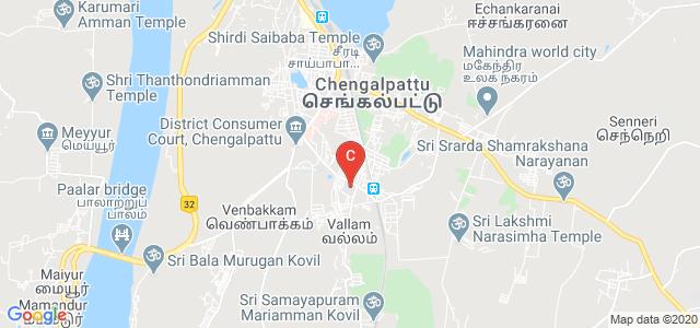 Government Law College, NGGO Nagar, KK Nagar, Chengalpattu, Tamil Nadu, India