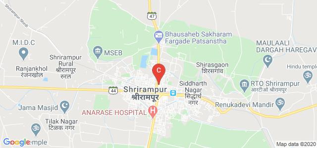 Shrirampur, Maharashtra, India