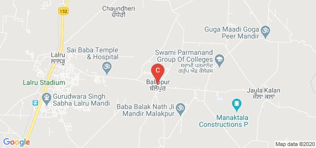 Ballopur, SAS Nagar, Punjab, India
