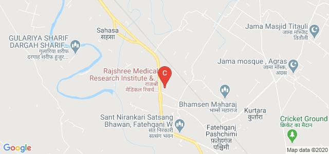 Rajshree Medical Research Institute & Hospital Bareilly, Rampur Rd, Bareilly, Uttar Pradesh, India