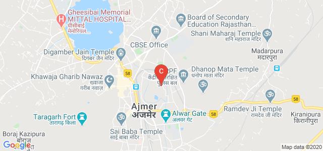 Ajmer, Rajasthan 305001, India