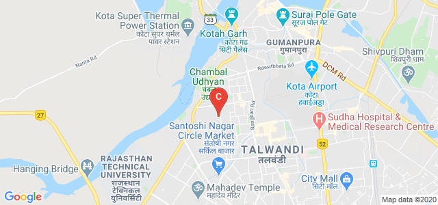 Dadabari, Kota, Rajasthan 324009, India