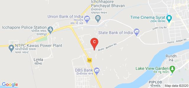 Auro University, ONGC Circle, Bhatpore, Surat, Gujarat, India