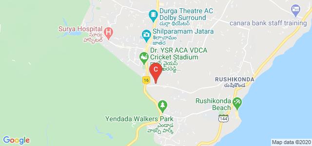 NVP Law Campus, Pothinamallayya Palem, Visakhapatnam, Andhra Pradesh, India