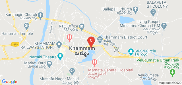 manair law college, Rd Number 6, Kaviraj Nagar, Khammam, Telangana, India