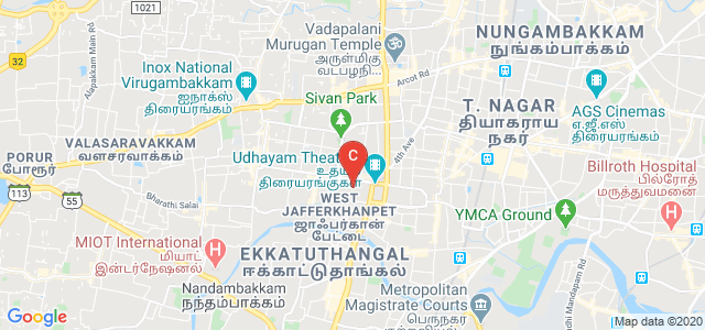 ESIC Medical College & PGIMSR, KK Nagar, Chennai, Tamil Nadu, India