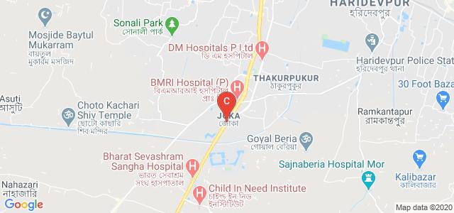 Diamond Harbour Road, Diamond Park, Joka, Kolkata, West Bengal, India
