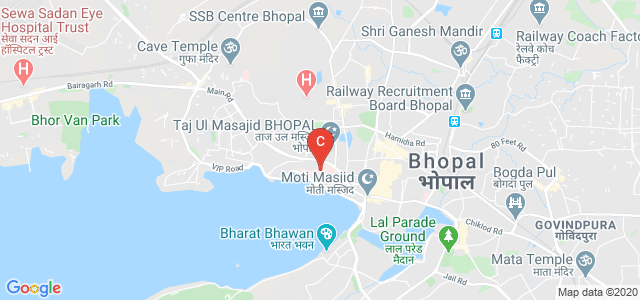 Gandhi Medical College, Royal Market, Medical College Campus, Kohefiza, Bhopal, Madhya Pradesh, India