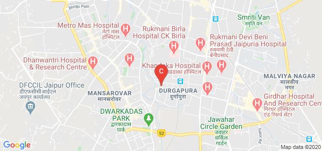 Vidyasthali Law College, Jadon Nagar, Maharani Farm, Prithviraj Nagar, Durgapura, Jaipur, Rajasthan, India
