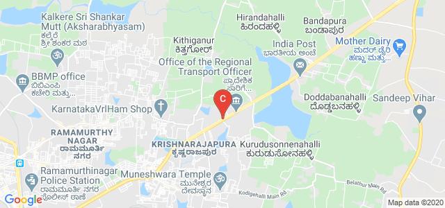 K.R Puram, Bangalore, Karnataka 560049, India