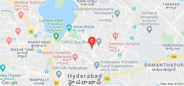 Pendekanti Law College, Chikkadpalli Road, Chikkadpally, Vivek nagar, Himayatnagar, Hyderabad, Telangana, India