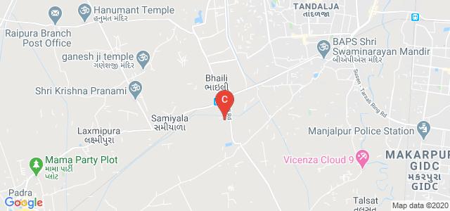 Vadodara Design Academy, Behind Banco Products, Talsat Chapad Rd, Vadodara, Gujarat, India