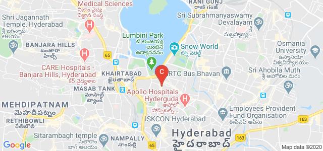 Bonfire Institute Of Design, Basheerbagh Road, Hill Fort, Basheer Bagh, Hyderabad, Telangana, India