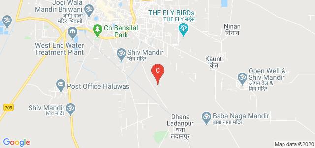 Bhiwani, Haryana 127021, India