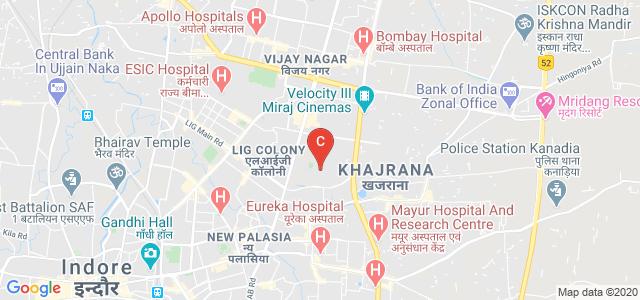 Renaissance law college, Sunil Nagar, Krishna Bagh Colony, Indore, Madhya Pradesh, India