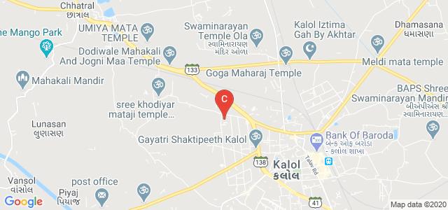 Ananya Institute of commerce & Law, Unnamed Road, Pratap Pura Village, Kalol, Gujarat, India