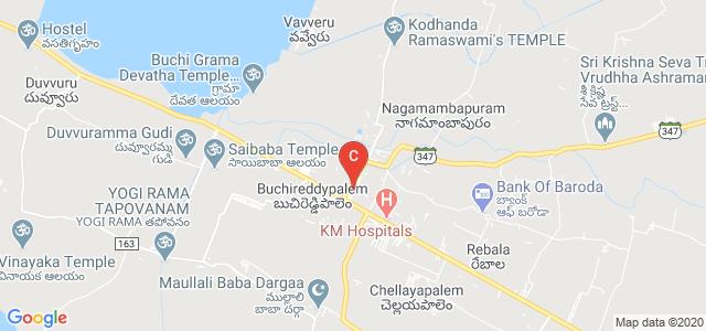 Guthikonda Sreeramulu Degree College, Buchireddypalem, Andhra Pradesh, India