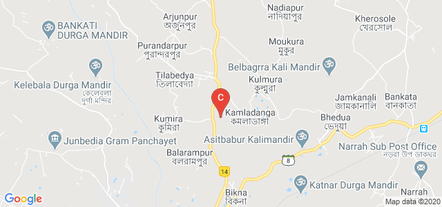 I.C.I.S College BANKURA, National Highway 60, Raghunathpur, West Bengal, India