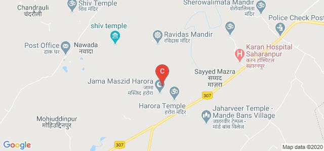 Harora Must., Saharanpur, Uttar Pradesh, India