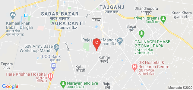 Chaudhary Kiran Academy, Fatehpur Sikri Rd, Kirawali, Agra, Uttar Pradesh, India