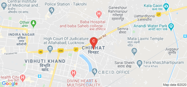 Chinhat, Lucknow, Uttar Pradesh 226028, India